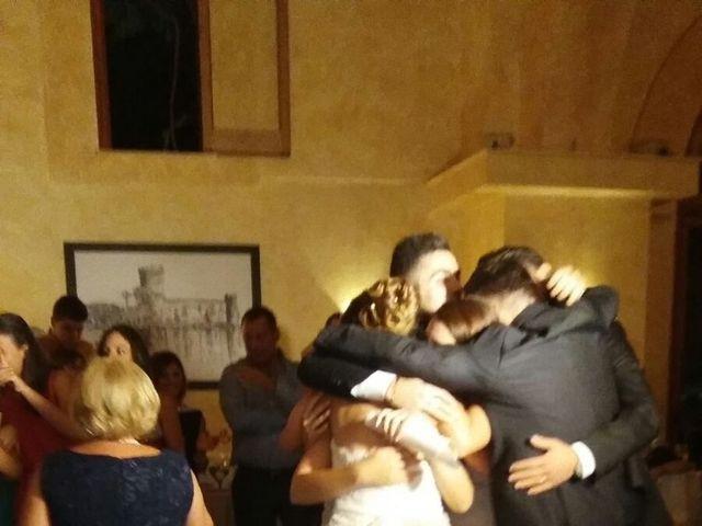 Il matrimonio di leandra  e stefano  a Altavilla Milicia, Palermo 61