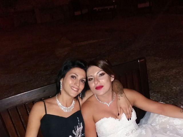Il matrimonio di leandra  e stefano  a Altavilla Milicia, Palermo 62