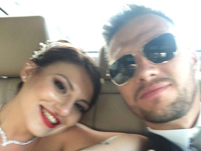 Il matrimonio di leandra  e stefano  a Altavilla Milicia, Palermo 71