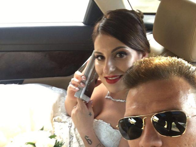 Il matrimonio di leandra  e stefano  a Altavilla Milicia, Palermo 74