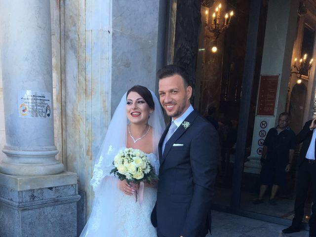Il matrimonio di leandra  e stefano  a Altavilla Milicia, Palermo 77