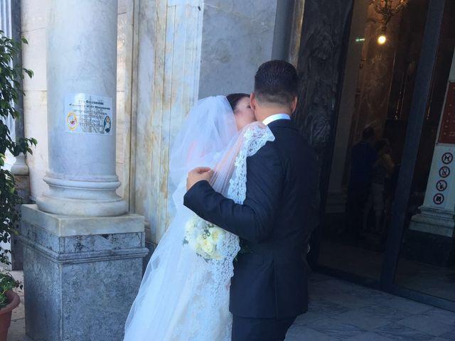 Il matrimonio di leandra  e stefano  a Altavilla Milicia, Palermo 79