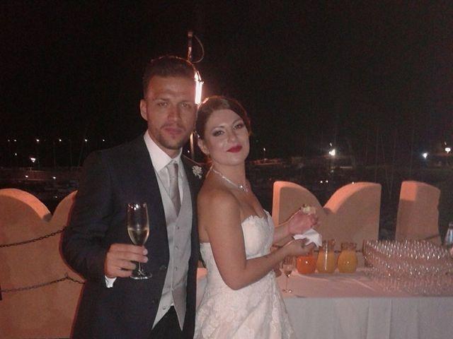 Il matrimonio di leandra  e stefano  a Altavilla Milicia, Palermo 84
