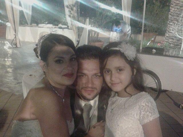 Il matrimonio di leandra  e stefano  a Altavilla Milicia, Palermo 85