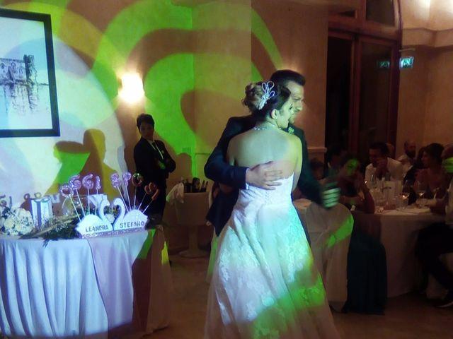 Il matrimonio di leandra  e stefano  a Altavilla Milicia, Palermo 88