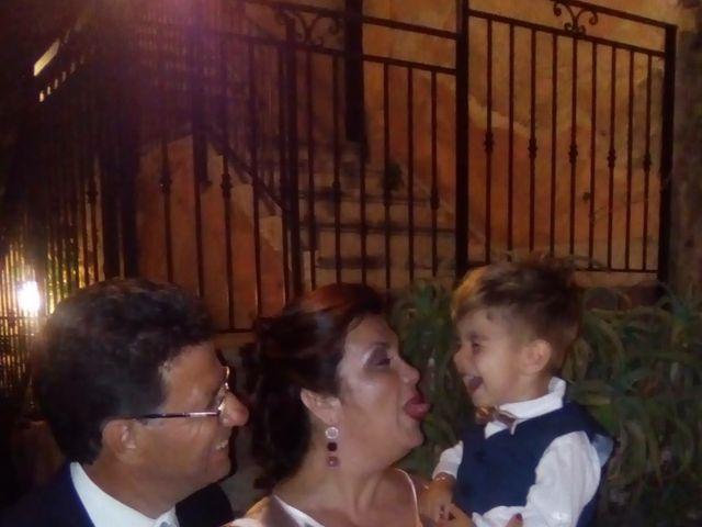 Il matrimonio di leandra  e stefano  a Altavilla Milicia, Palermo 89