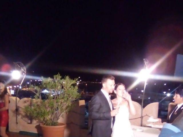 Il matrimonio di leandra  e stefano  a Altavilla Milicia, Palermo 91