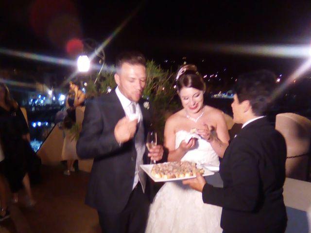 Il matrimonio di leandra  e stefano  a Altavilla Milicia, Palermo 92