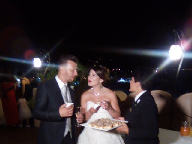 Il matrimonio di leandra  e stefano  a Altavilla Milicia, Palermo 93