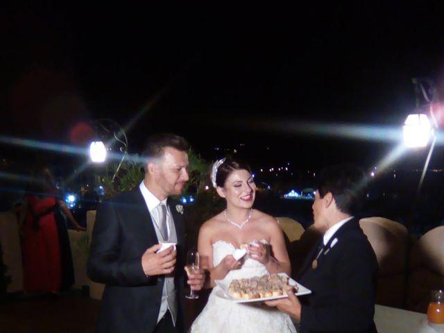 Il matrimonio di leandra  e stefano  a Altavilla Milicia, Palermo 94