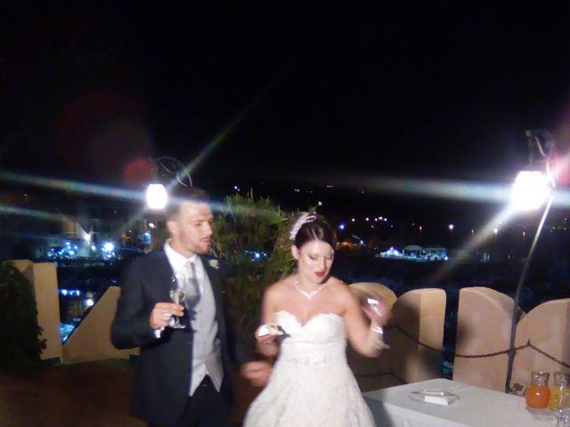 Il matrimonio di leandra  e stefano  a Altavilla Milicia, Palermo 95