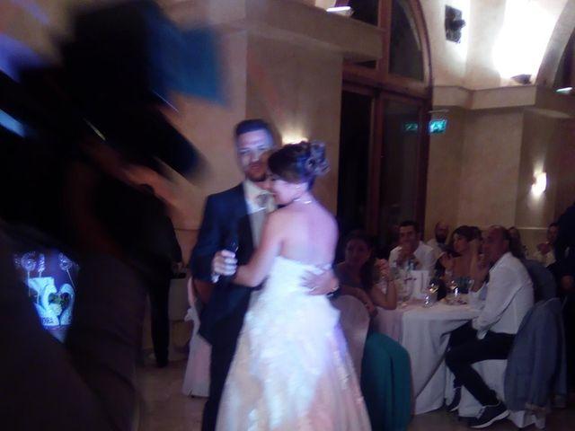Il matrimonio di leandra  e stefano  a Altavilla Milicia, Palermo 96