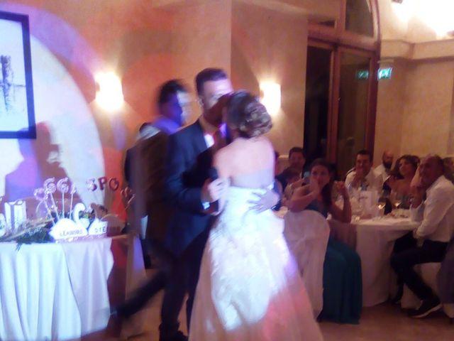 Il matrimonio di leandra  e stefano  a Altavilla Milicia, Palermo 97
