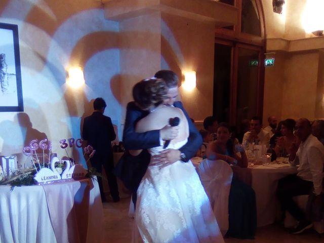 Il matrimonio di leandra  e stefano  a Altavilla Milicia, Palermo 98