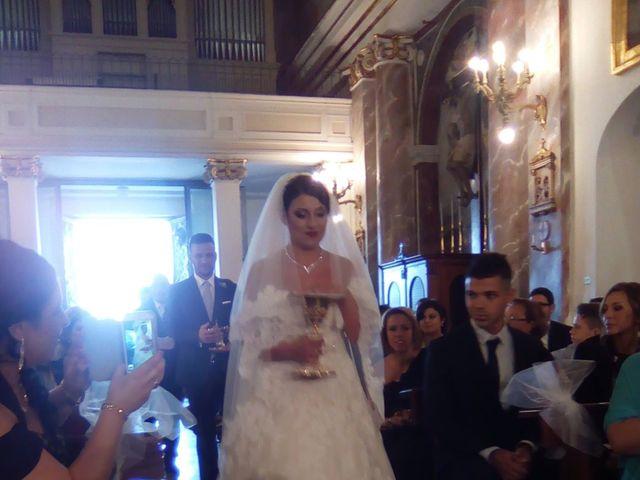 Il matrimonio di leandra  e stefano  a Altavilla Milicia, Palermo 104
