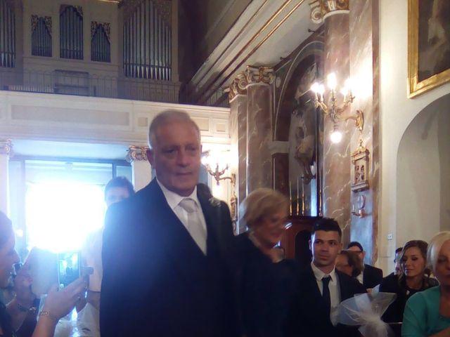 Il matrimonio di leandra  e stefano  a Altavilla Milicia, Palermo 106