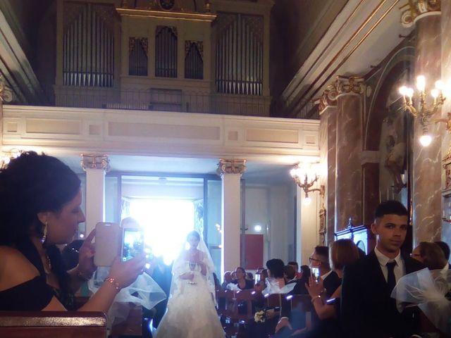 Il matrimonio di leandra  e stefano  a Altavilla Milicia, Palermo 108