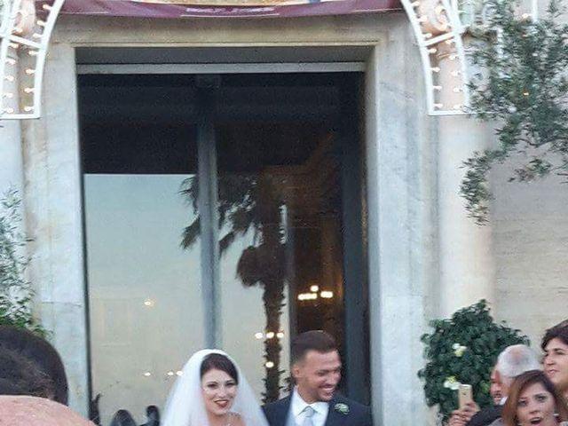 Il matrimonio di leandra  e stefano  a Altavilla Milicia, Palermo 110