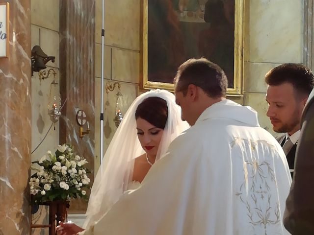 Il matrimonio di leandra  e stefano  a Altavilla Milicia, Palermo 113