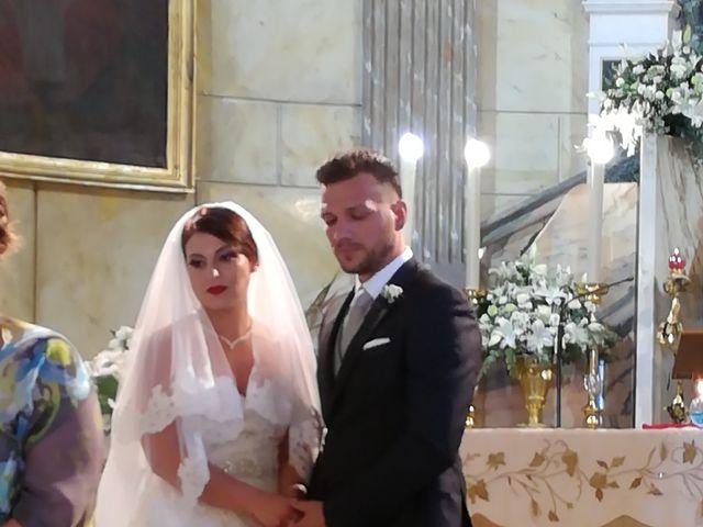 Il matrimonio di leandra  e stefano  a Altavilla Milicia, Palermo 114