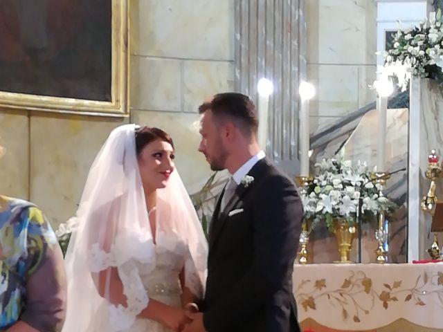Il matrimonio di leandra  e stefano  a Altavilla Milicia, Palermo 115