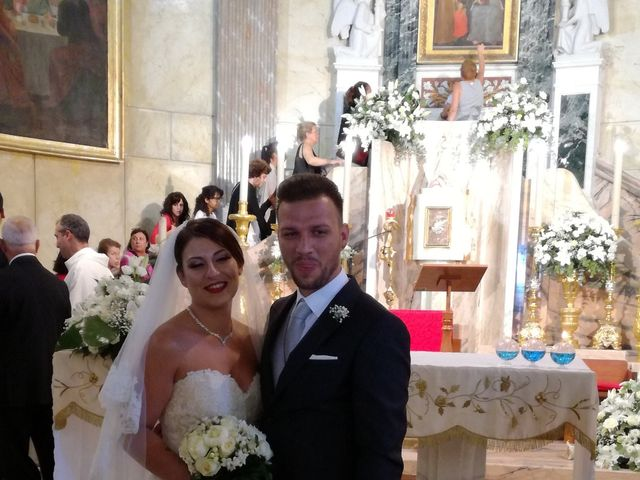 Il matrimonio di leandra  e stefano  a Altavilla Milicia, Palermo 116