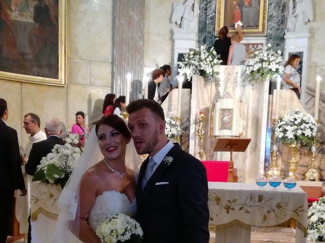 Il matrimonio di leandra  e stefano  a Altavilla Milicia, Palermo 117
