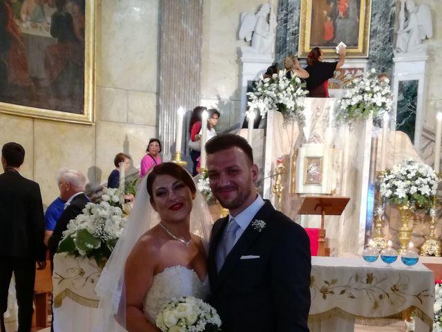 Il matrimonio di leandra  e stefano  a Altavilla Milicia, Palermo 118