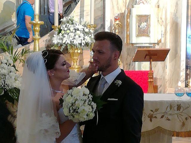 Il matrimonio di leandra  e stefano  a Altavilla Milicia, Palermo 120