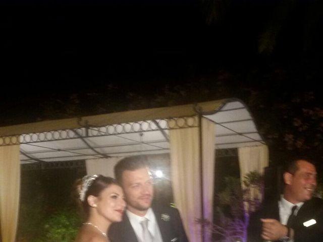 Il matrimonio di leandra  e stefano  a Altavilla Milicia, Palermo 128