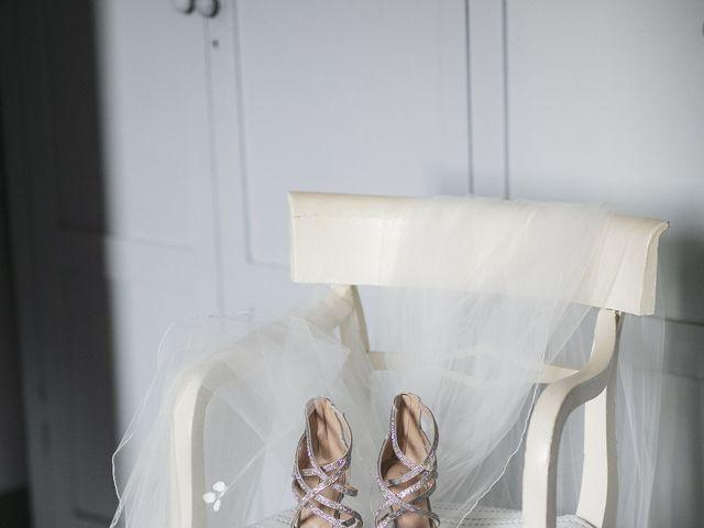 Il matrimonio di Micheal e Vicky a Monteriggioni, Siena 4