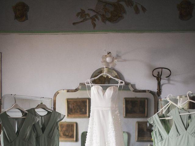 Il matrimonio di Micheal e Vicky a Monteriggioni, Siena 5
