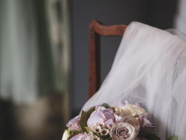Il matrimonio di Micheal e Vicky a Monteriggioni, Siena 12