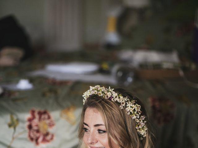 Il matrimonio di Micheal e Vicky a Monteriggioni, Siena 14