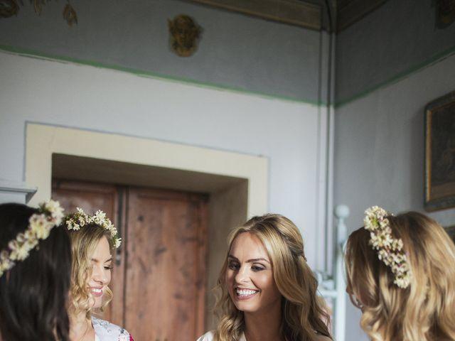 Il matrimonio di Micheal e Vicky a Monteriggioni, Siena 19