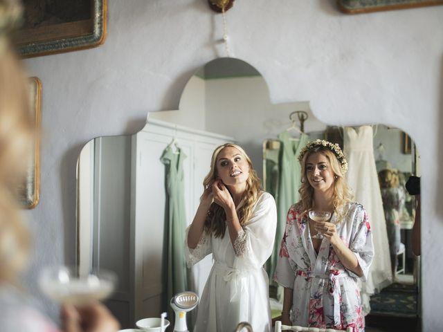 Il matrimonio di Micheal e Vicky a Monteriggioni, Siena 2