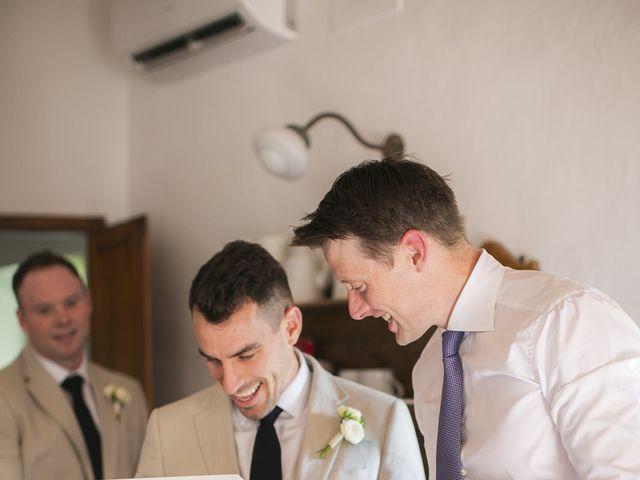 Il matrimonio di Micheal e Vicky a Monteriggioni, Siena 20