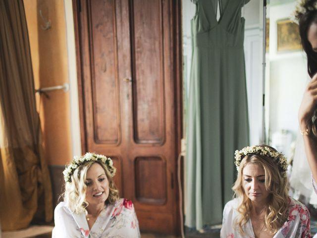 Il matrimonio di Micheal e Vicky a Monteriggioni, Siena 22