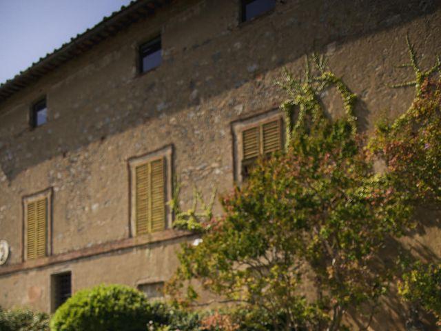 Il matrimonio di Micheal e Vicky a Monteriggioni, Siena 25