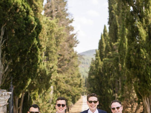 Il matrimonio di Micheal e Vicky a Monteriggioni, Siena 26