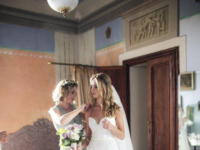 Il matrimonio di Micheal e Vicky a Monteriggioni, Siena 32