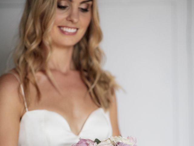 Il matrimonio di Micheal e Vicky a Monteriggioni, Siena 34
