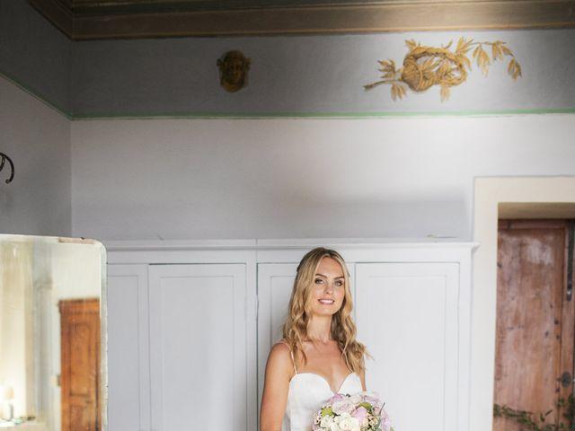 Il matrimonio di Micheal e Vicky a Monteriggioni, Siena 35