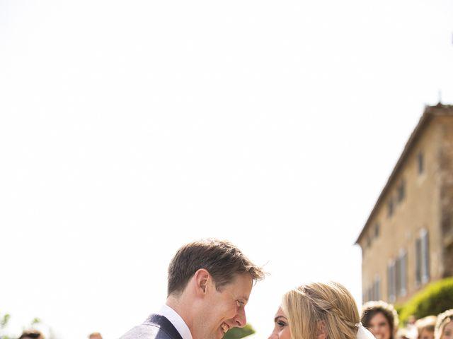 Il matrimonio di Micheal e Vicky a Monteriggioni, Siena 42