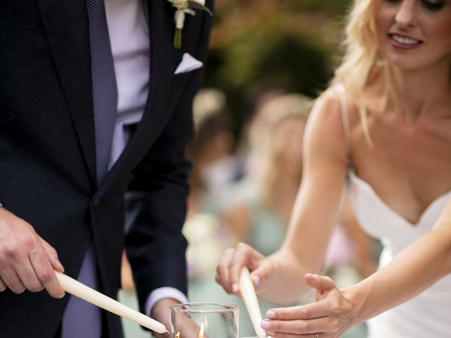 Il matrimonio di Micheal e Vicky a Monteriggioni, Siena 44