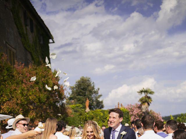 Il matrimonio di Micheal e Vicky a Monteriggioni, Siena 47