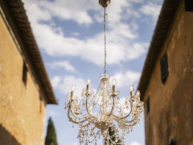 Il matrimonio di Micheal e Vicky a Monteriggioni, Siena 49