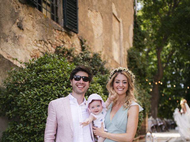 Il matrimonio di Micheal e Vicky a Monteriggioni, Siena 54