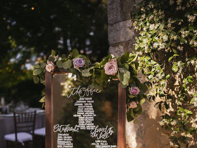 Il matrimonio di Micheal e Vicky a Monteriggioni, Siena 55