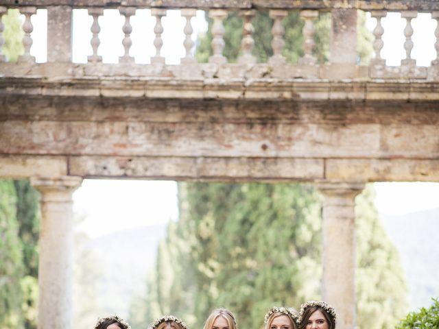 Il matrimonio di Micheal e Vicky a Monteriggioni, Siena 57